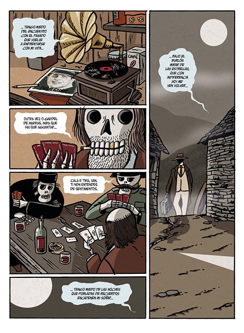 Corona-bios y Cousas de mortos, de Manel Cráneo: dos ejemplos de la obra de un autor fundamental
